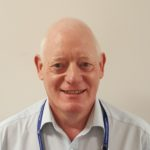 Gareth Johnstone, DWB Chair