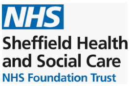 Logo for NHS Sheffield Health and Social Care Trust