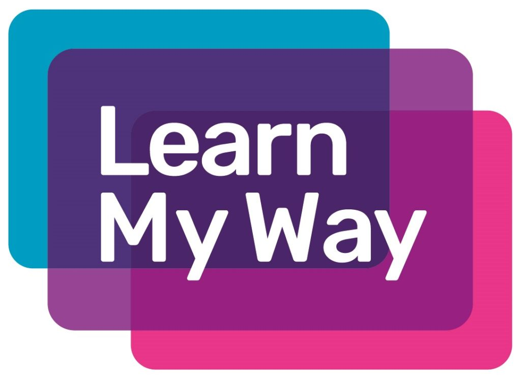 logo for the Learn My Way organisation