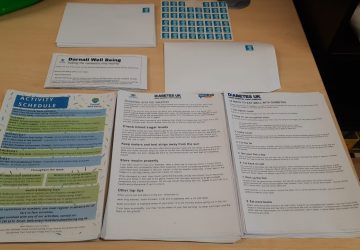 photo of Diabetes information pack